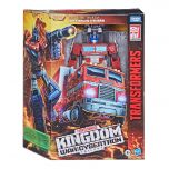 Optimus Prime WFC-K11 | Leader Class Action Figure | Transformers Generations War for Cybertron: Kingdom