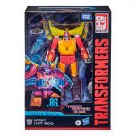 Hot Rod | Voyager Class | Studio Series 86-04 | Transformers : The Movie