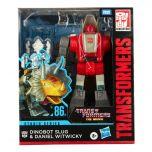 PRE-ORDER: Dinobot Slug & Daniel Witwicky | Studio Series 86-06 Leader Class Action Figure | Transformers: The Movie