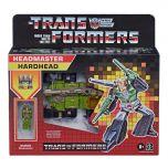 Hardhead | Deluxe Retro Headmaster Action Figure | Transformers: Generations