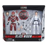 """PRE-ORDER: Red Guardian & Melina Vostkoff 