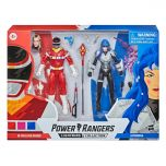 In Space Red Ranger vs. Astronema | Power Rangers Lightning Collection Action Figure 2 Pack