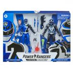 S.P.D. B-Squad Blue Ranger Versus A-Squad Blue Ranger | Power Rangers Lightning Collection Action Figure 2 Pack