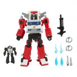 PRE-ORDER: Artfire & Nightstick WFC-GS26 | Selects Voyager Class Action Figure | Transformers Generations: War For Cybertron
