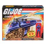 """H.I.S.S. III With Rip It   Retro Collection 3.75"""" Scale Vehicle With Figure   G.I. Joe"""