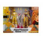 PRE-ORDER: MMPR Yellow Ranger Vs. MMPR Scorpia | Power Rangers Lightning Collection Action Figure 2 Pack