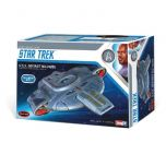 1:1000 Star Trek U.S.S. Defiant Model Kit
