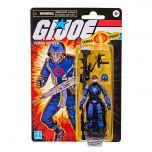 "PRE-ORDER: Cobra Officer   Retro Collection 3.75"" Scale Action Figure   G.I. Joe"