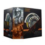 PRE-ORDER: Wedge Antilles Battle Simulation Helmet | Star Wars Black Series Premium Roleplay