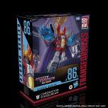 PRE-ORDER: Coronation Starscream | Studio Series 86-12 Leader Class Action Figure | Transformers: The Movie