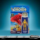 "PRE-ORDER: See-Threepio (C-3PO) | Vintage Collection 3.75"" Scale Action Figure | Star Wars: Droids"