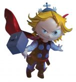 Thor - Marvel Animated Style - Statue - Gentle Giant