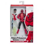 Beast Morphers Red Ranger Action Figure - Power Rangers Lightning Collection