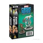 Lizard and Kraven | Marvel Crisis Protocol Miniatures Game