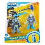 Batman & Mr. Freeze | Dc Super Friends | Imaginext