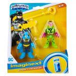Batman & the Riddler | DC Super Friends | Imaginext