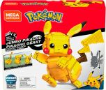 Jumbo Pikachu   Pokemon   Mega Construx