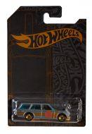 71 Datsun 510 Wagon | Satin & Chrome | Hot Wheels