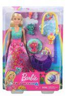 Princess with nursery Playset| Dreamtopia | Barbie