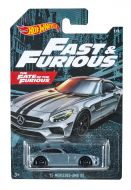 '15 Mercedes AMG GT  1/5 | The Fate of the Furious | Fast & Furious | Hot Wheels