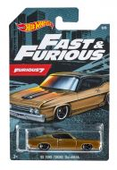 '69 Ford Torino Talladega 5/5 | Furious 7 | Fast & Furious | Hot Wheels