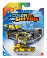 Cockney Cab II | Color Shifters | Hot Wheels