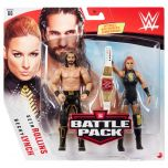 Seth Rollins and Becky Lynch - Battle Pack 66 - WWE Action Figures
