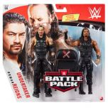 Undertaker and Roman Reigns - Battle Pack 66 - WWE Action Figures