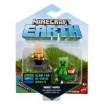 Repairing Villager & Mining Creeper 2 Pack | Minecraft Earth | Mojang
