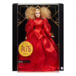 Barbie Collector Mattel 75th Anniversary Blonde Doll in Red Gown | Barbie Signature