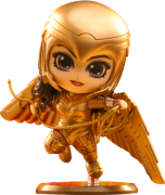 Golden Armor Wonder Woman (Flying Version) | WW84 | Cosbaby | Hot Toys