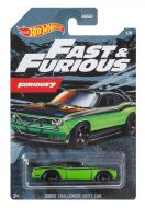 Dodge Challenger Drift Car 1/5 | Furious 7 | Fast & Furious | Hot Wheels