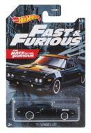 71 Plymouth GTX 4/5 | The Fate of the Furious | Fast& Furious | Hot Wheels