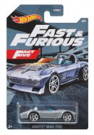 Corvette Grand Sport 5/5 | Fast Five | Fast & Furious | Hot Wheels