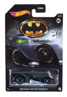 Batman 1989 Batmobile | Batman | Batman Entertainment Assortment 4/5 | Hot Wheels