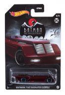 Batmobile | Batman: The Animated Series | Batman Entertainment Assortment 5/5 | Hot Wheels