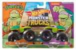 Michelangelo / Donatello TMNT | Demolitions Doubles | Hot Wheels Monster Trucks