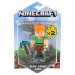 Alex Action Figure| Minecraft