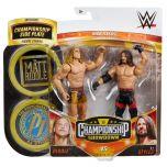 Matt Riddle VS AJ Styles  | Championship Showdown Series 4 | WWE Action Figures
