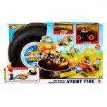 Stunt Tyre Playset | Hot Wheels Monster Trucks