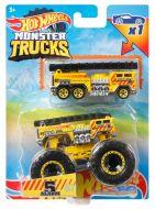 5 Alarm | Monster Trucks | Hot Wheels
