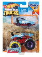 Scorpedo | Monster Trucks | Hot Wheels
