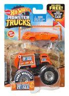 Will Trash It All | Monster Trucks | Hot Wheels