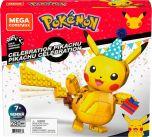 Pikachu Celebration   Pokemon   Mega Construx