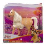 Palomino Herd Horse | Spirit Untamed