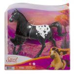 Black Pinto Herd Horse | Spirit Untamed
