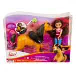 Spirit Nuzzle & Play Feature Horse | Spirit Untamed