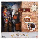 Harry Potter Platform 9 3/4 Scene
