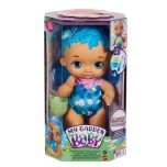Berry Hungry Baby Butterfly Doll 01 | My Garden Baby