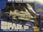 MK IX HAWK Warship in original pre-production colour scheme | Space: 1999